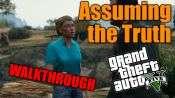 GTA 5 Seul Joueur pas à pas - en Supposant que la Vérité