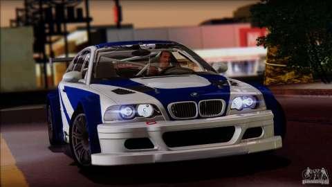 Exclusive: BMW M3 GTR E46