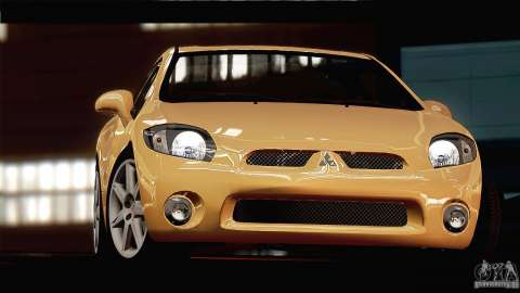 Exclusive: Mitsubishi Eclipse 2006