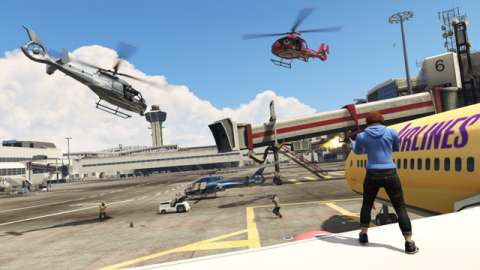 GTA Online Capture Update Now Available