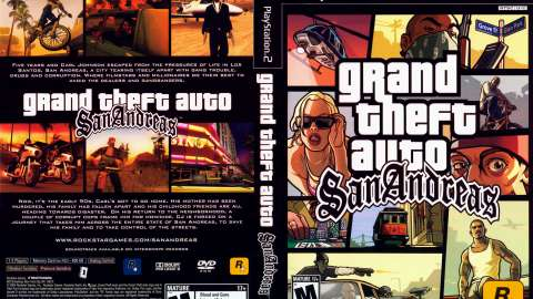 GTA San Andreas was 9 years old!