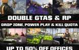 GTA Online: double bonuses and new premium race