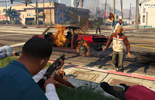 How to play zombie-apocalypse in GTA 5