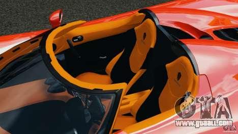 Koenigsegg CCX 2006 v1.0 [EPM][RIV] for GTA 4 bottom view