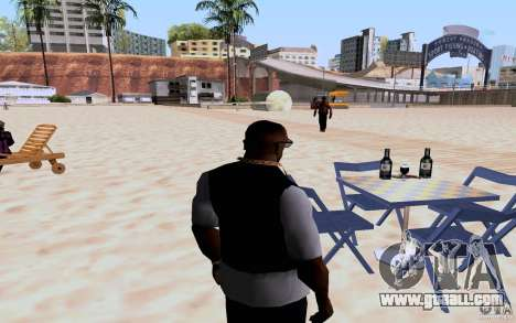 Reality Beach v2 for GTA San Andreas seventh screenshot