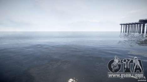 Water Effect Better Reflection for GTA 4 third screenshot