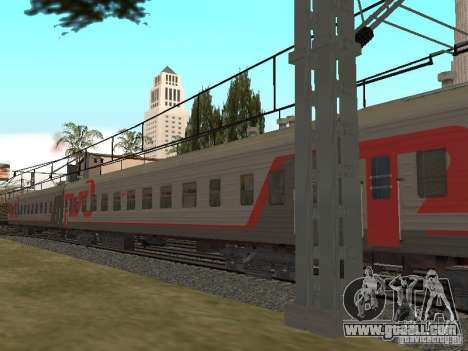 RAILWAY mod IV final for GTA San Andreas tenth screenshot