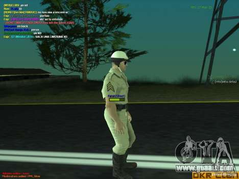 HQ texture for MP for GTA San Andreas third screenshot
