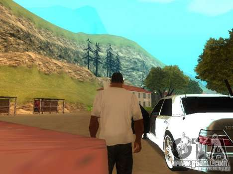 Quality setting ENBSeries for GTA San Andreas second screenshot