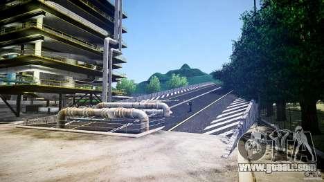 Drift Paradise V2 for GTA 4 second screenshot