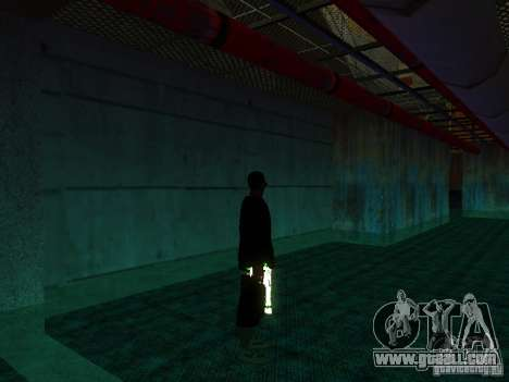 New thick Ballas for GTA San Andreas second screenshot