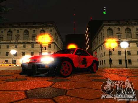 ENBSeries by Mick Rosin for GTA San Andreas second screenshot