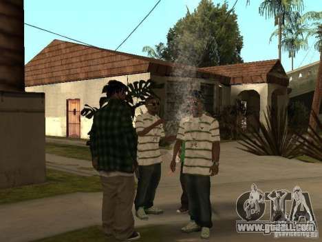 Still Pimpin for GTA San Andreas third screenshot
