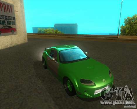 Mazda Miata MX-5 Konguard 2007 for GTA San Andreas
