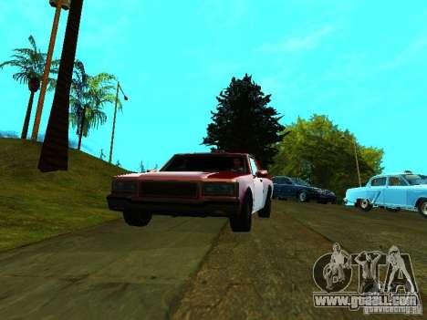 Picador for GTA San Andreas right view