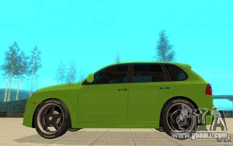 Wild Upgraded Your Cars (v1.0.0) for GTA San Andreas sixth screenshot