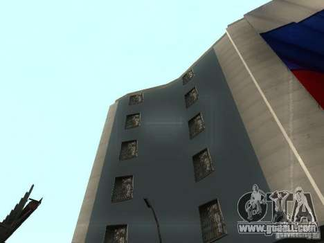 The Russian Embassy in San Andreas for GTA San Andreas forth screenshot