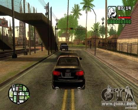 ENBSeries 2012 for GTA San Andreas second screenshot
