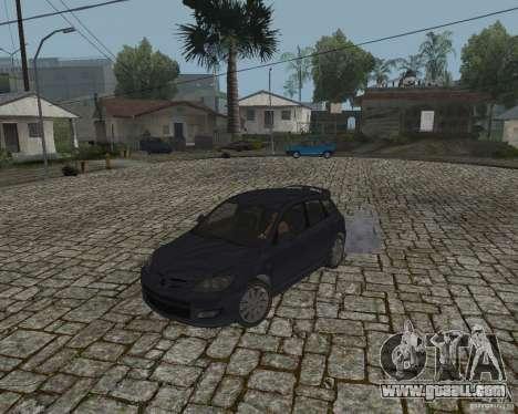 Mazda Speed 3 for GTA San Andreas
