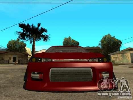 Nissan Silvia S-15 for GTA San Andreas right view