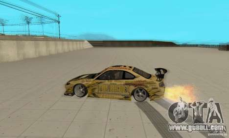 Nissan Silvia S15 Top Secret for GTA San Andreas