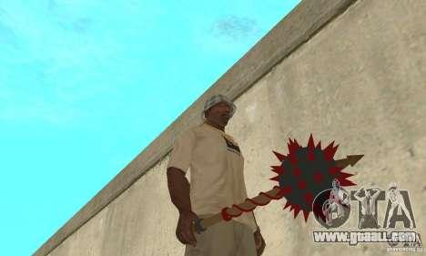 Mace for GTA San Andreas