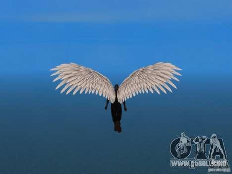 Wings for GTA San Andreas second screenshot