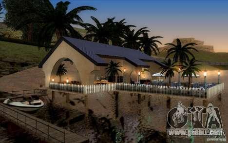 Beach Club for GTA San Andreas forth screenshot