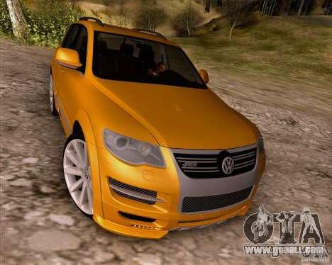 HQ Realistic World v2.0 for GTA San Andreas eighth screenshot