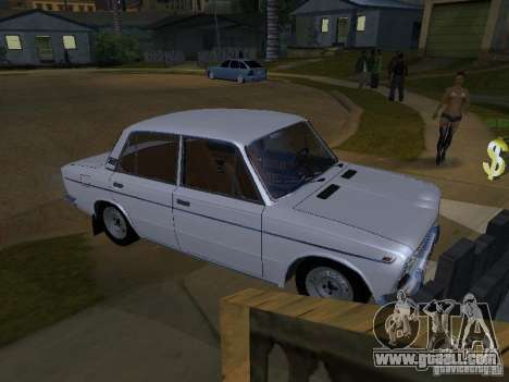 VAZ 2103 Low Classic for GTA San Andreas upper view