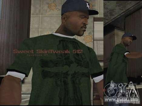 Reteksturizaciâ characters for GTA San Andreas third screenshot