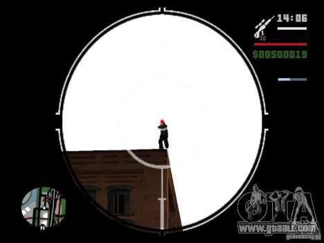 Great Theft Car V1.1 for GTA San Andreas second screenshot
