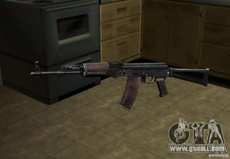 AK-47 for GTA San Andreas