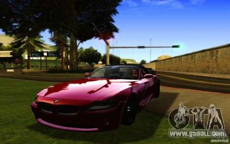 ENBSeries HD for GTA San Andreas eighth screenshot
