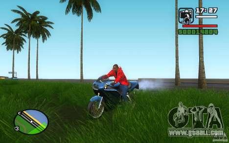 Perfect vegetation v. 2 for GTA San Andreas eleventh screenshot
