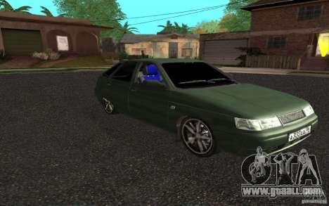 VAZ-2112 v. 2 for GTA San Andreas