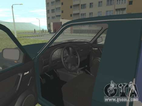 GAS 17310 Trofim for GTA San Andreas