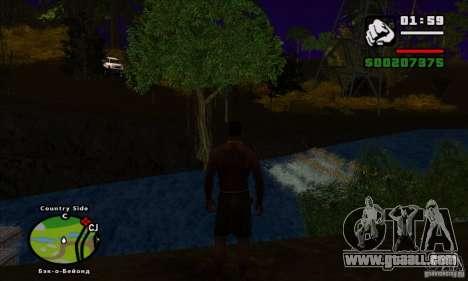 Crossing v1.0 for GTA San Andreas seventh screenshot