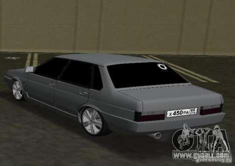 VAZ 21099 for GTA Vice City left view