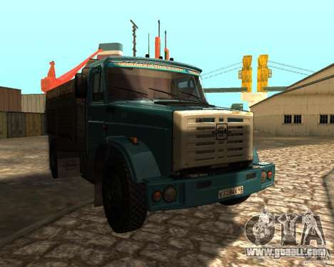 433362 ZIL for GTA San Andreas back left view