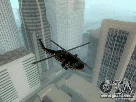 GTA 4 Annihilator Enterable for GTA San Andreas