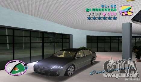 Volkswagen Passat B5+ W8 for GTA Vice City