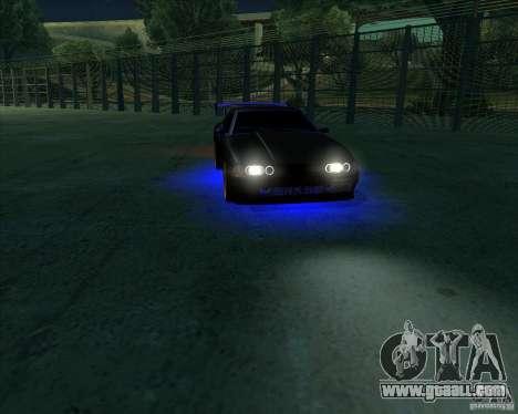 NEON mod for GTA San Andreas seventh screenshot