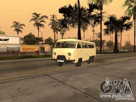 UAZ 452K for GTA San Andreas