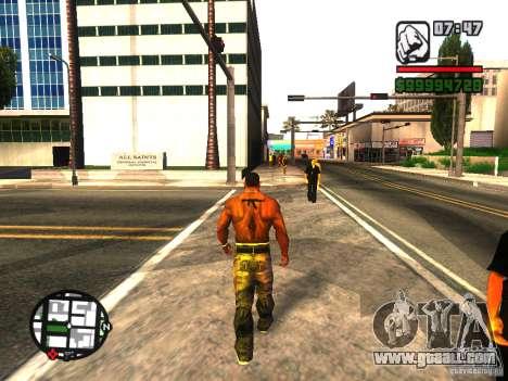 EnbSeries by gta19991999 v2 for GTA San Andreas fifth screenshot