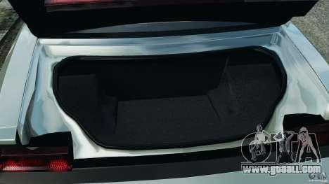 Dodge Challenger SRT8 2009 [EPM] for GTA 4 bottom view