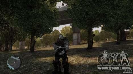 Gears Of War Grunt v1.0 for GTA 4
