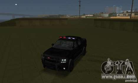 Strobe Lights for GTA San Andreas third screenshot
