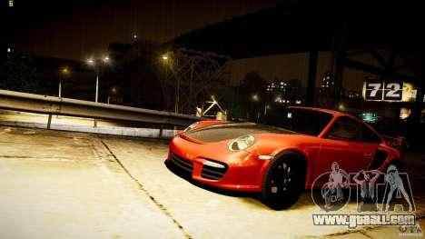 Porsche 911 GT2 RS 2012 for GTA 4