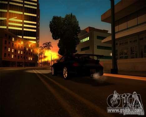 ENBSeries by Sashka911 v4 for GTA San Andreas second screenshot